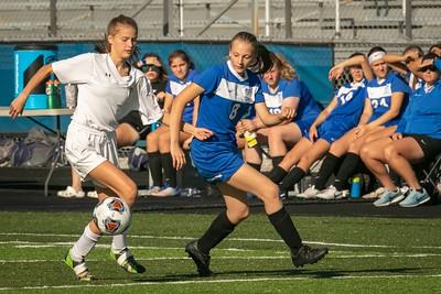 DHS Girls Soccer 09-26-2019