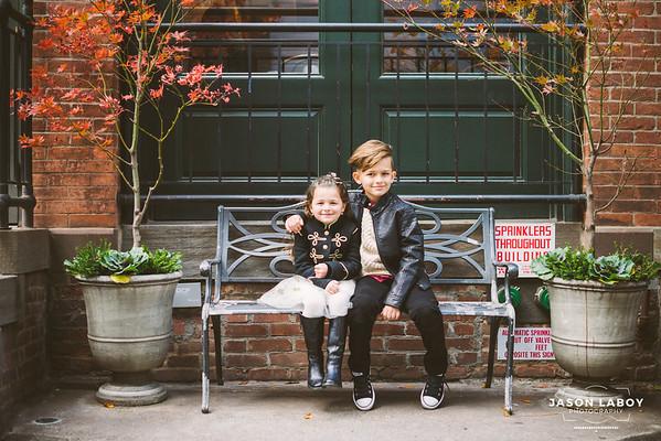 Daniel & Olivia Fall Portraits