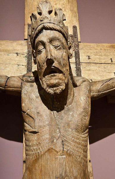 Münster, WLM, Bockhorster Triumphkreuz (um 1160)