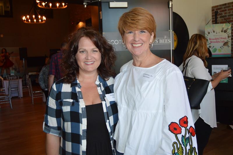 Rebecca Elkins, Cammy Jo McCain 1.JPG