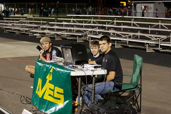 #7 AVIATORS @ Lakota West, October 2010