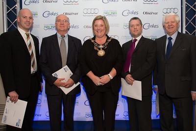 GMFR Awards 2012