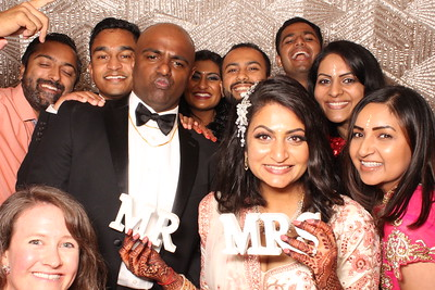 Aditi and Akshay's Wedding