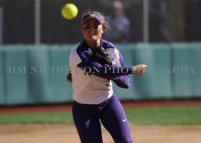 2017 UW Softball vs. ASU 03-19-2017