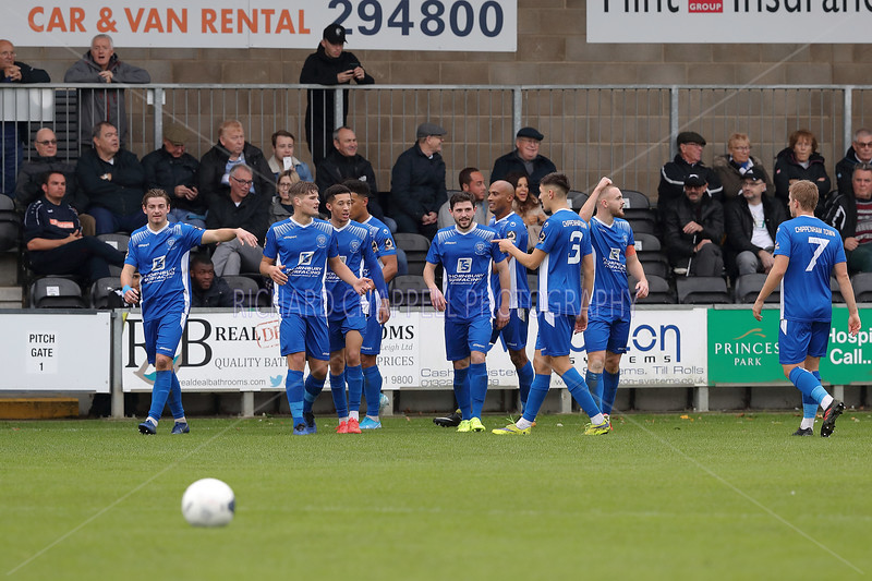 CHIPPENHAM TOWN V DARTFORD MATCH PICTURES 26th OCTOBER 2019