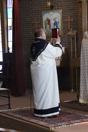 Blessing of Water 11/15/15
