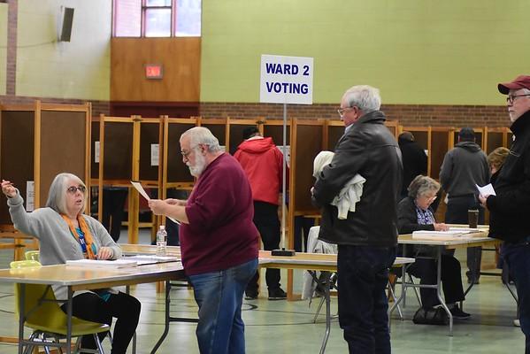 2019 Elections North Adams - 110519