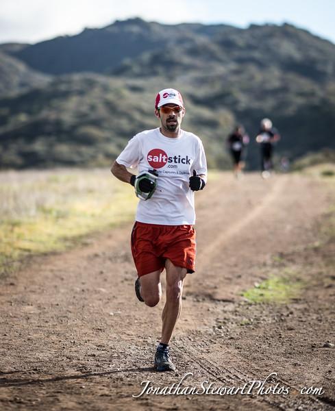 Boney Mountain Half Marathon 2013
