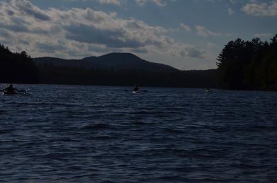 Rollins Pond & Porter Mountain 8-26-16