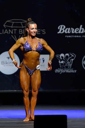 Women's Physique Pro Qualifier Class A