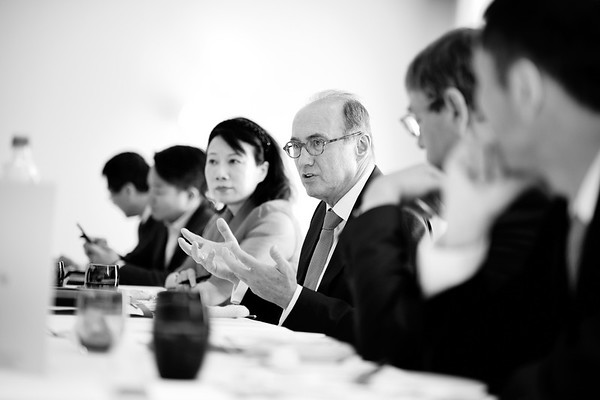 China Chamber of Commerce to the EU • Lunch on July 23rd 2019