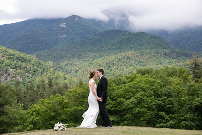 Sarah & Brad - Ausable Club (ADK)