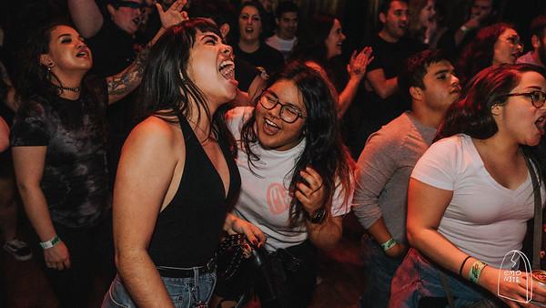 Emo Nite 03/2018 Austin