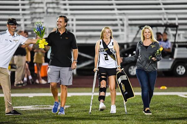 20190411 Girls Lacrosse Senior Night