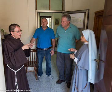 Home Visits and Deliveries in Cana and Nazareth