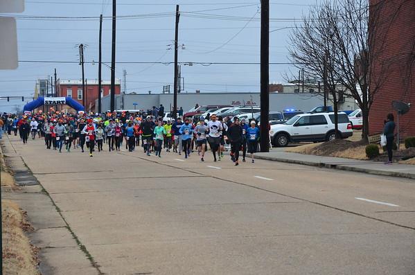 2018 Fort Smith Marathon