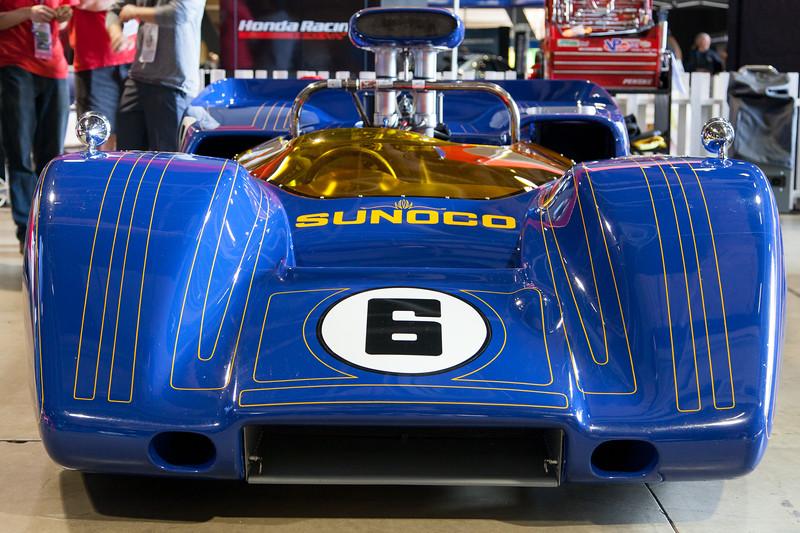 Bruce Marquand - 1967 McLaren M6A