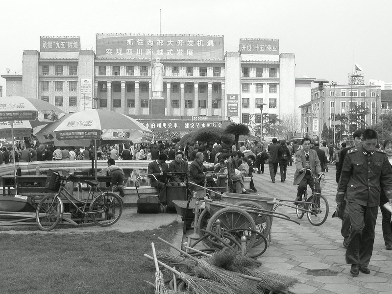 cheng du, china 2002