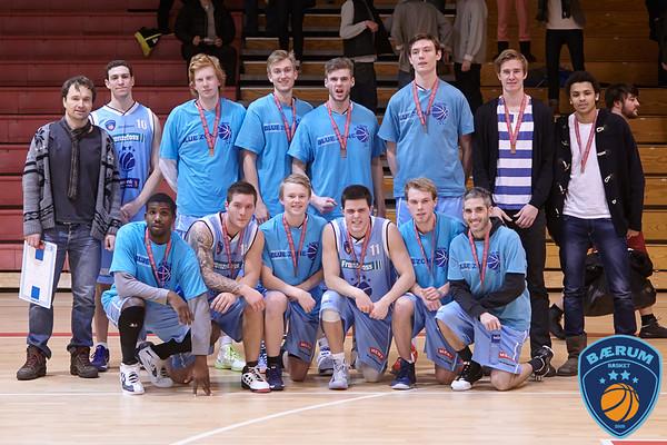 Bærum Basket - Centrum Tigers (130226)