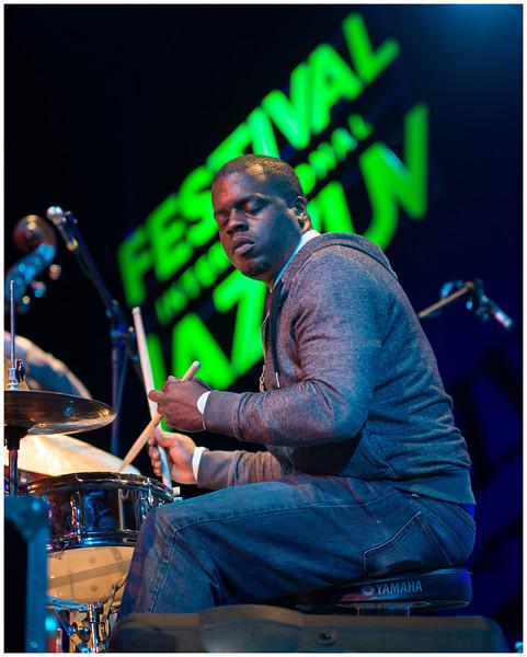 Greg Hutchinson - Festival Jazzuv