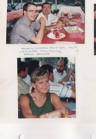 7-23-1993 CFI Sales Conference @ Brown's