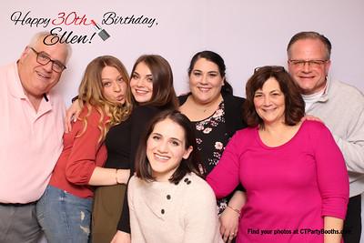 Ellen's Surprise Birthday Party!