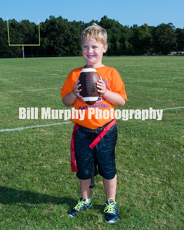 2017 Orange Team Marshall Co. Flag Football