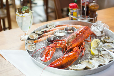 2014-07-10 Hank Oyster Bar Lunch Menu