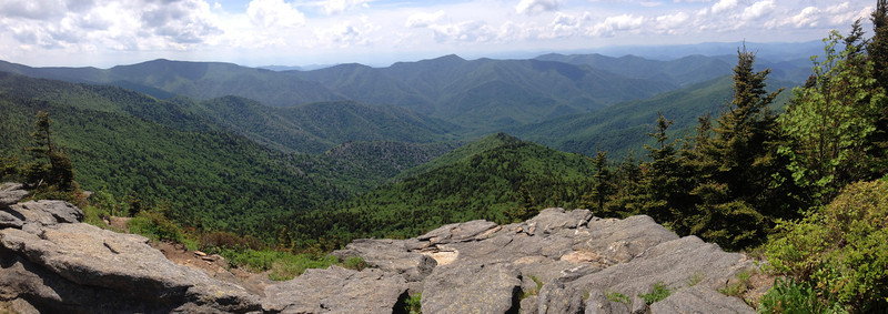 Mount Craig Summit (6,648')