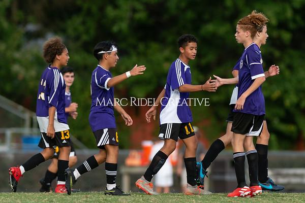 Broughton soccer vs Millbrook. October 7, 2019. D4S_5735
