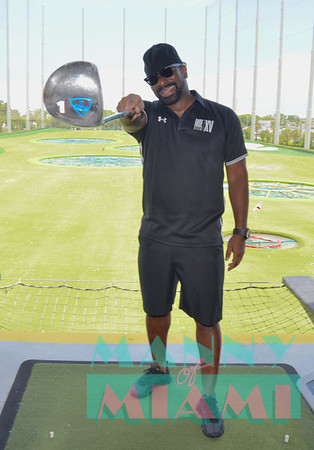 7-26-19 - Irie Foundation Top Golf event