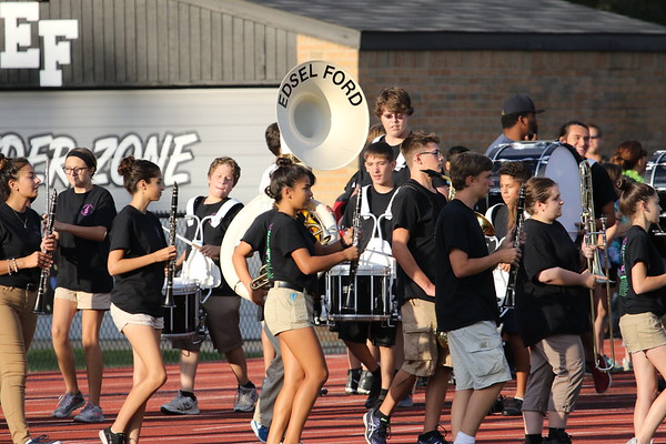Marching Band 8/31
