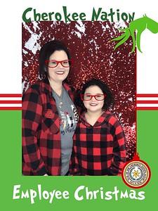 Cherokee Nation Employee Christmas 2019