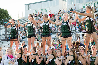 2016-17 Varsity Cheerleading