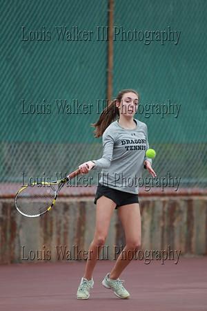 Tennis - Prep School Girls St Geo  2016