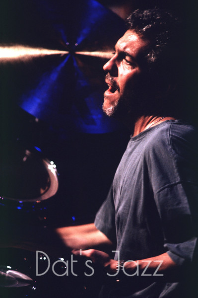 DJG 0413 Steve Gadd 12 July 1992 North Sea Jazz Festival Den Haag, NL.