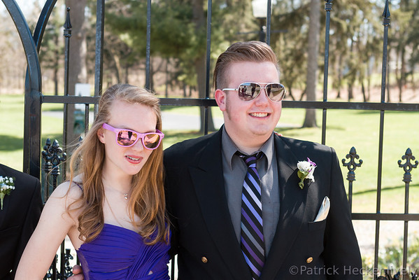 2014-04-26 Pre Prom Pictures