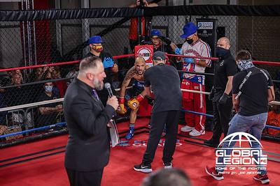 Manny Correa vs Pablo Caballero (W)