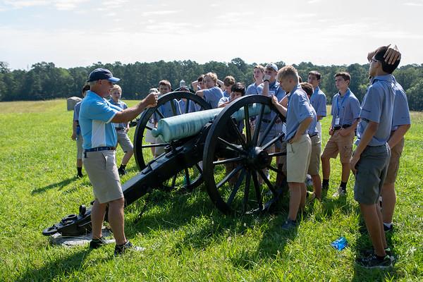 Chickamauga Battlefield July 2018