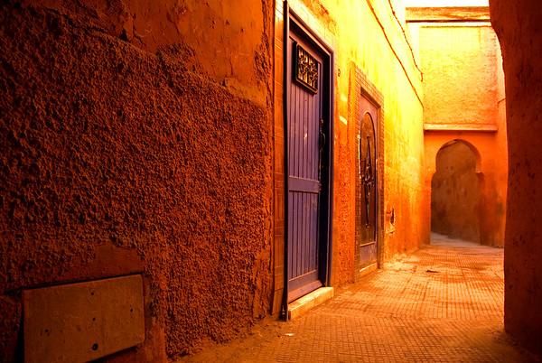 Morrocco: Marrakech