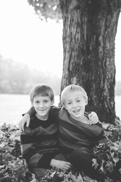 Kit Family: Fall Mini Sessions