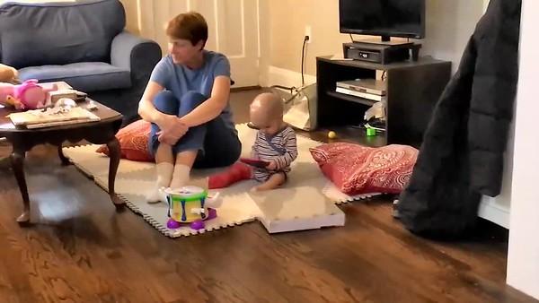 Lost Babysitting Video