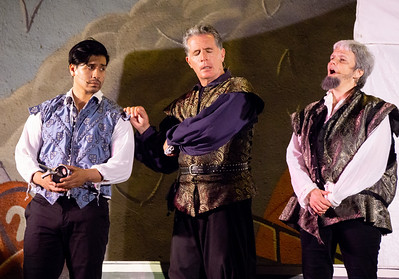 Shakespeare at the Bandshell