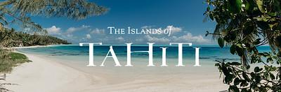 Tahiti Virtual Photo Booth