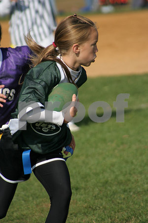 10/22/2006 11AM Girls Vikings vs. Jets