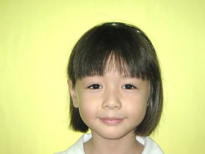 Grade 1 ID Pictures