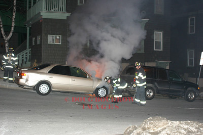 Chelsea, MA - Auto Fire, Beacon Street, 2-25-07