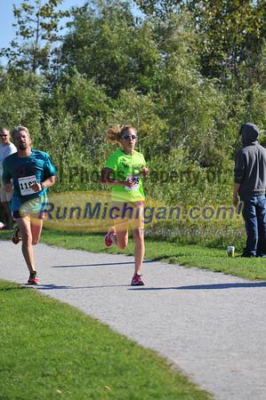Finish, Gallery 1 - 2014 Mackinac Island 8 Mile Run