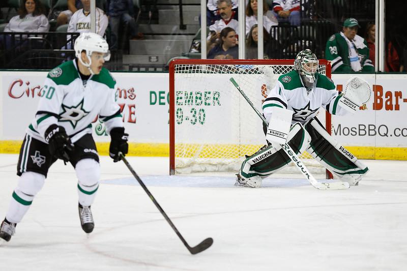 Dallas Stars Victory Green vs. White Intrasquad Game at Cedar Park Center