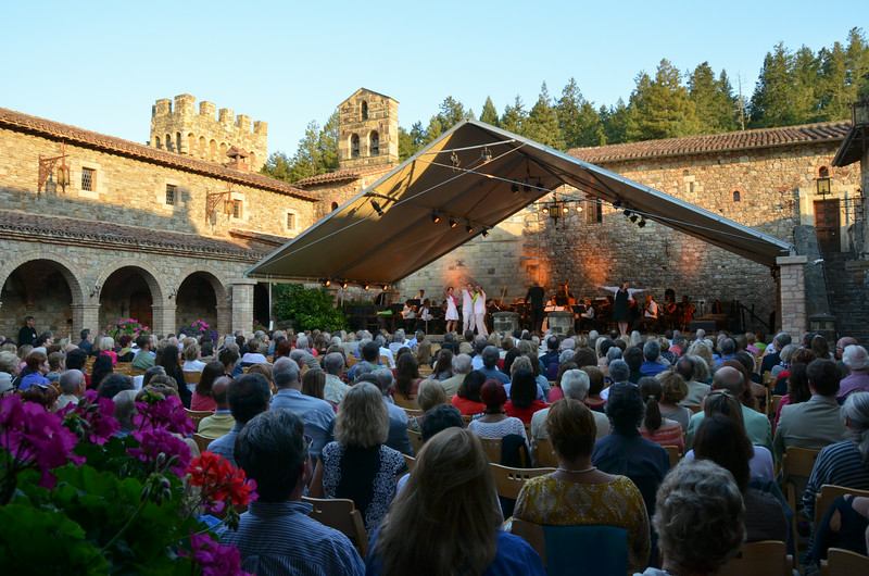 Bernstein's Trouble in Tahiti at Castello di Amorosa